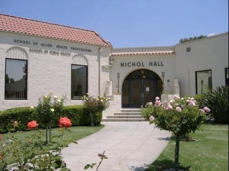 Nichol Hall